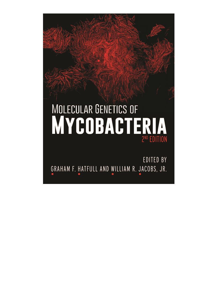 Molecular Genetics of Mycobacteria, Second Edition